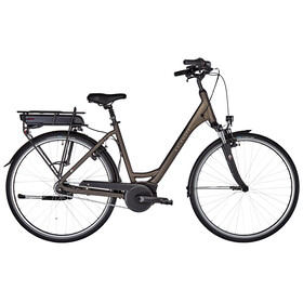 Kalkhoff Agattu 1.B Move E-City Bike Wave 400Wh grey